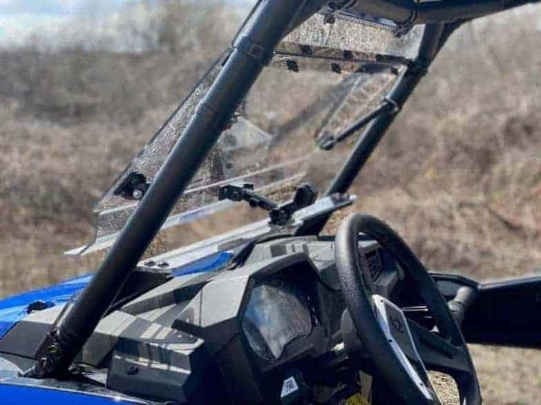 Polaris Rzr Xp Turbo S Flip Up Windshield