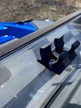 Polaris Rzr Xp Turbo S Rear Window, Dust Guard (copy)
