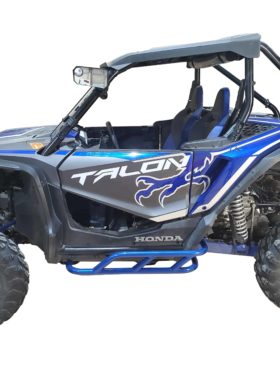 Honda Talon Tree Kickers, Nerf Bars