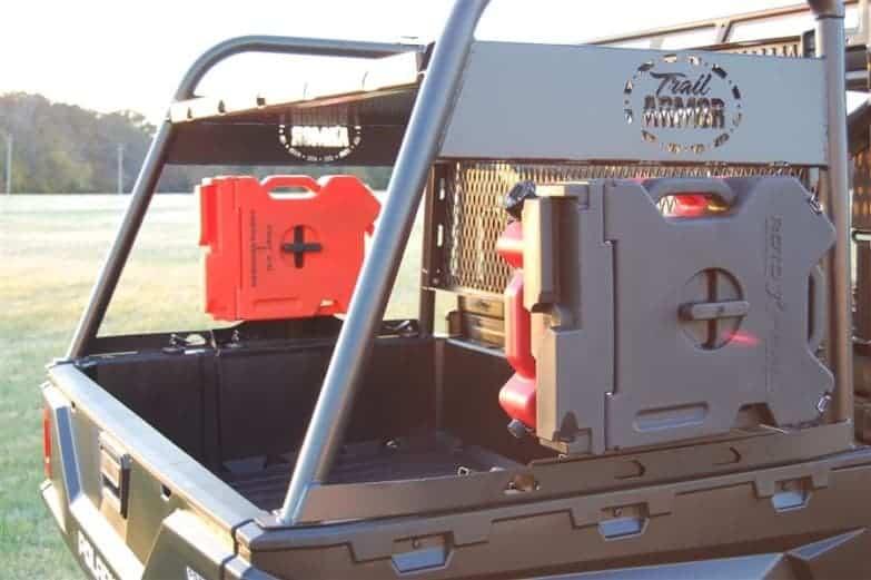 Polaris Ranger & General Rotopax Mounts