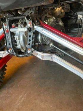 Honda Talon 1000r Radius Rods, Solid Billet