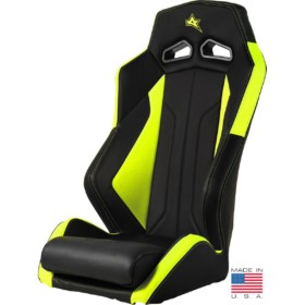 Ampedoffroad Seat Yellow Front Left X