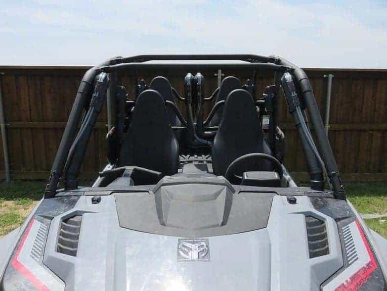 Yamaha Wolverine Rmax4 Snorkel Kit, Warrior Edition
