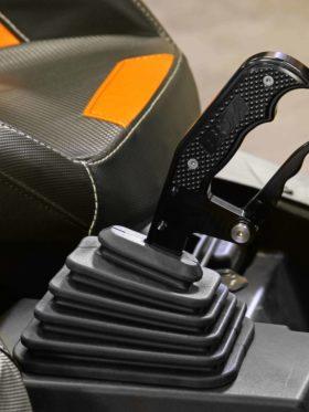 Polaris Rzr Xp Series Dual-gate Shifter, Magnum Grip