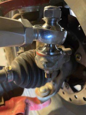 Honda Talon 1000x Radius Rods, Solid Billet (copy)