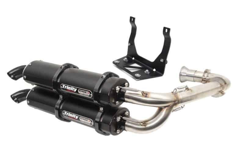 Can-am Maverick X3 Exhaust