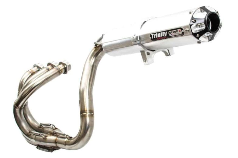 Yamaha Yxz 1000r Exhaust