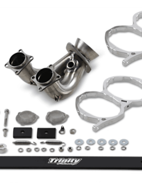 Polaris Rzr Xp 1000 Series Exhaust