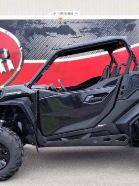 Can-am Commander Fender Extensions, Mud Flaps