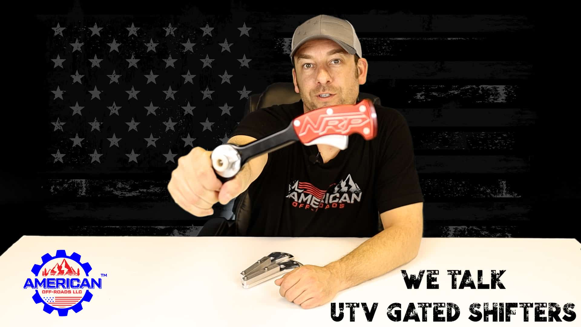 American Off-Roads Talks UTV Gated Shifters, and More
