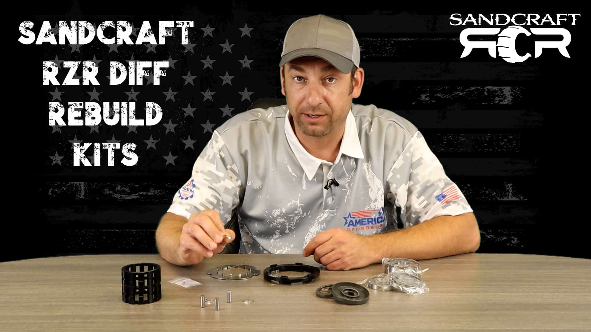 American Off-Roads Talks RZR Diff Kits and Overview