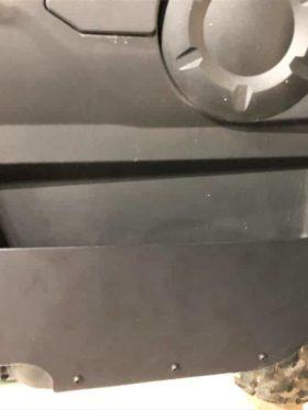 Yamaha Wolverine Rmax Door Storage, Door Pockets