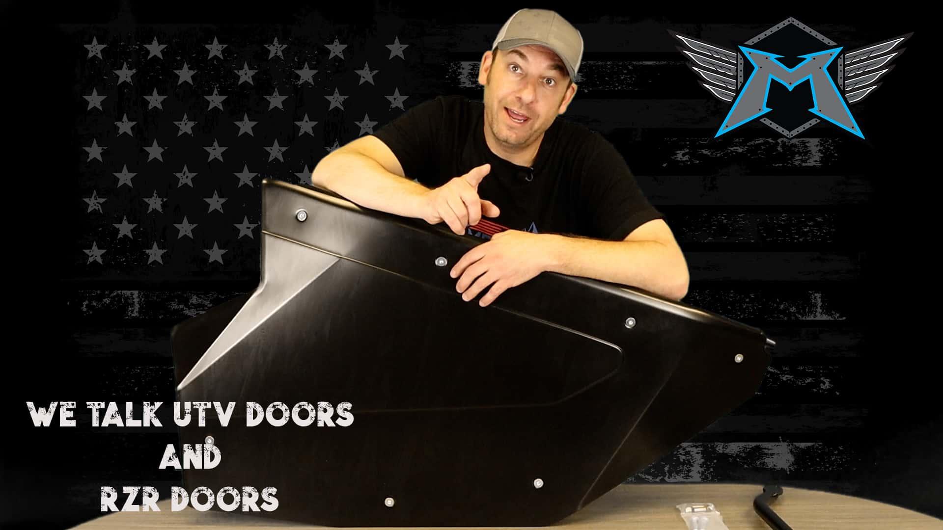 American Off-Roads Talk Madigan Motorsports RZR Doors