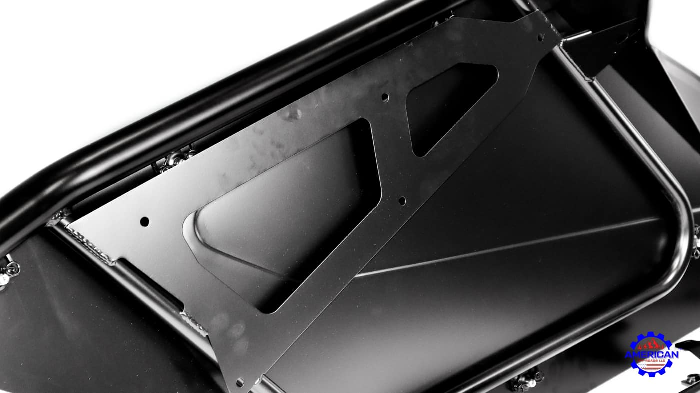 The Madigan Motorsports Full Rzr Doors